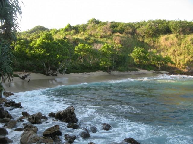 Фото из января 2011. Дальний Пляж