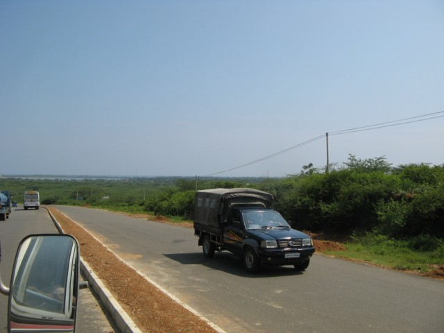 Дорога на Хамбантоту