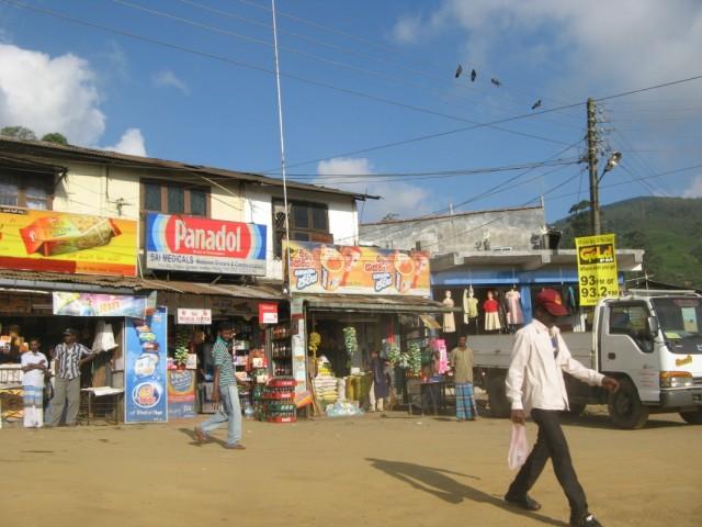 Посёлок Нану Ойя