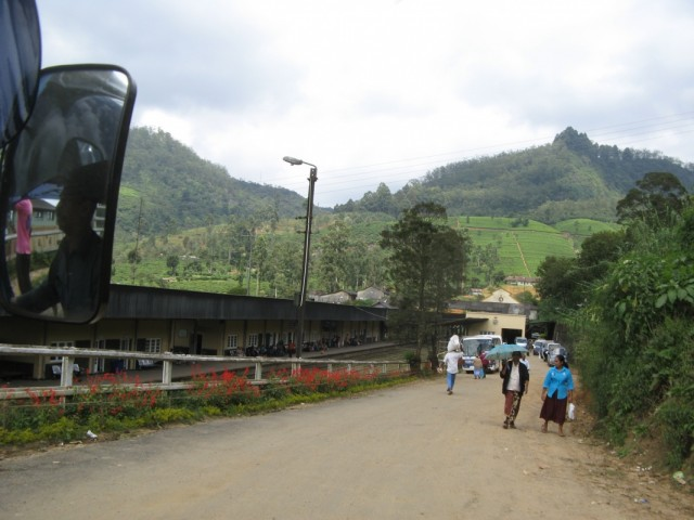 Станция Нану Ойя