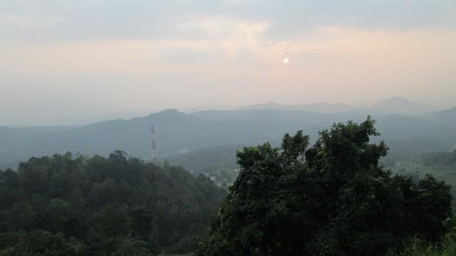 Где-то в пути между Канди и Коломбо