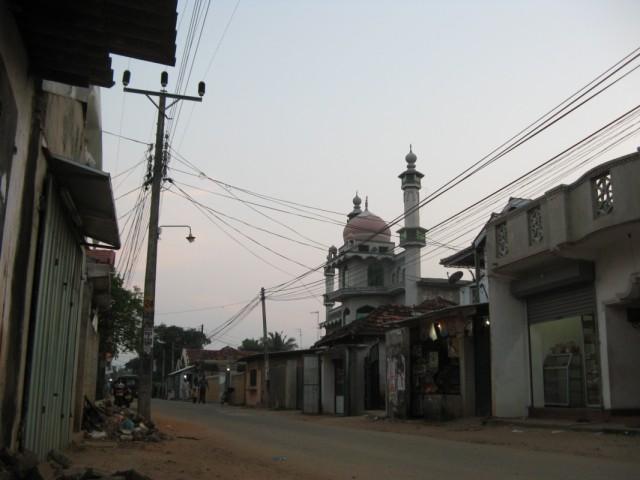 Мусульманский район