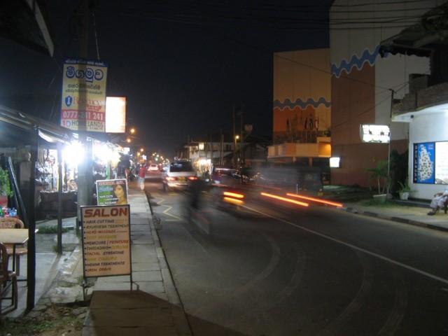 Ночной Негомбо