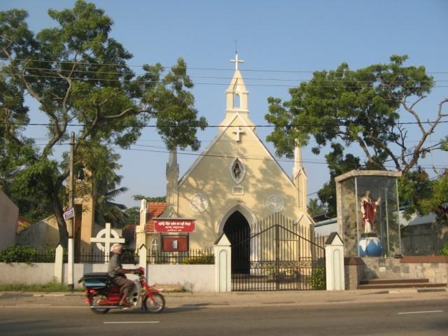 Церковь Святого Иуды (если не ошибаюсь)