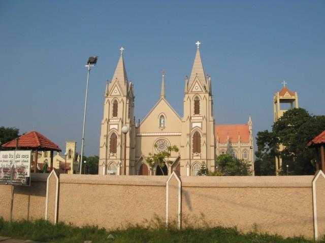 Церковь в Кудападуве