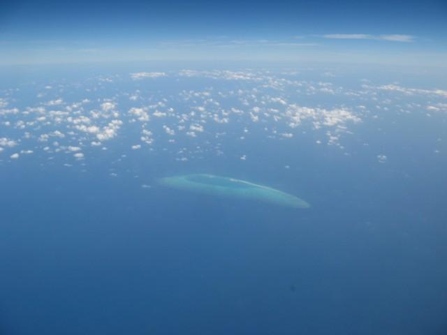 Индия. Лакшадвип (Лаккадивы). Аминдивские острова. Риф Чербаниани
