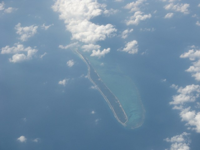 Индия. Лакшадвип (Лаккадивы). Аминдивские острова. Остров Кадмат (Кардамум)