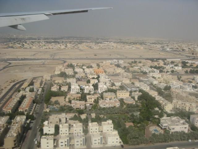 Окраины Дубая