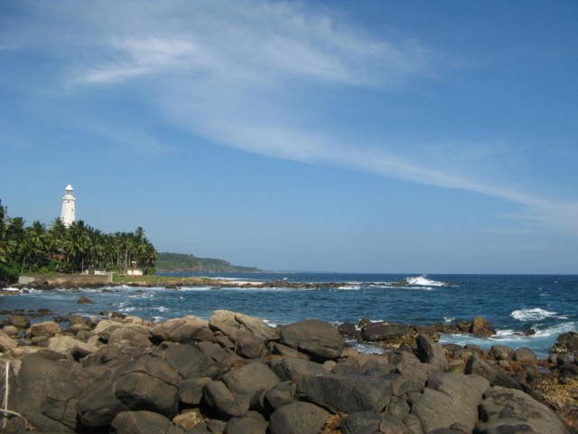 Фото из января 2011. А реальная Самая Южная Точка Ланки - вот тута