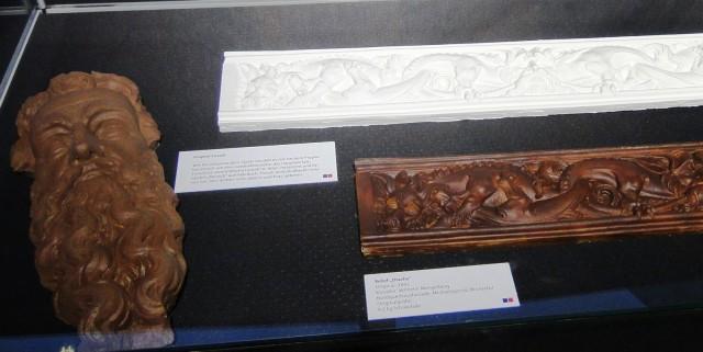 предметы античности в шоколаде