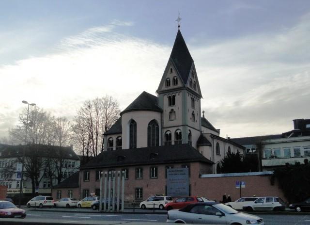 церковь прсв.Девы Марии в Люкскирхене