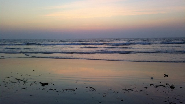 Арамболь - краски моря