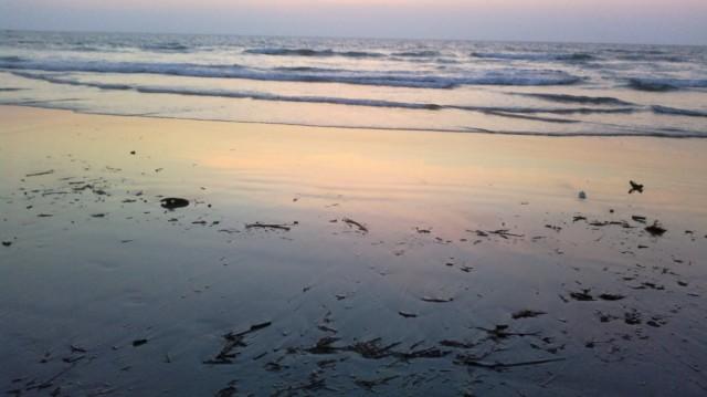 глади на песке