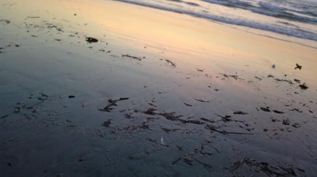 небо на песке
