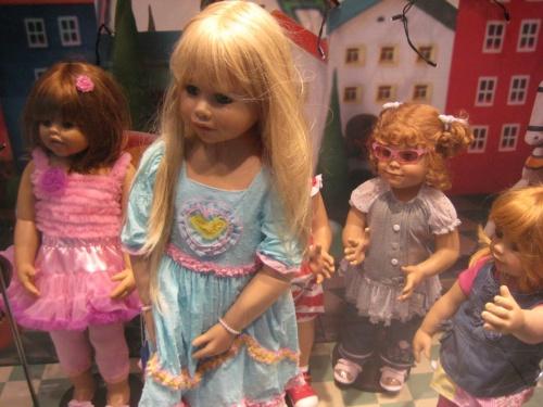 Куклы для россияночек. Москва
