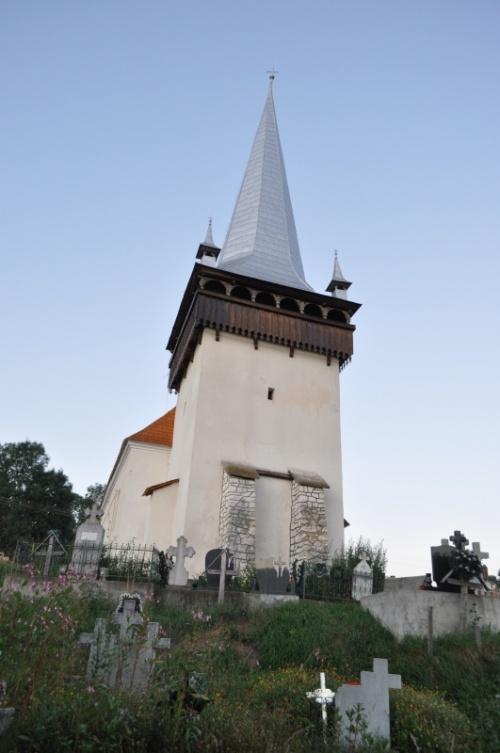 "Biserica ""Sfinții Arhangheli"" din Mărgău"
