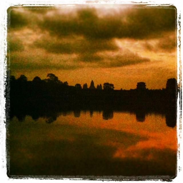 Ангкор.