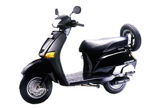 Индийский скутер