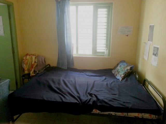 моя комната...очень маленькая