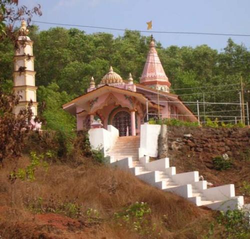 Где-то между Anjuna и Panjim