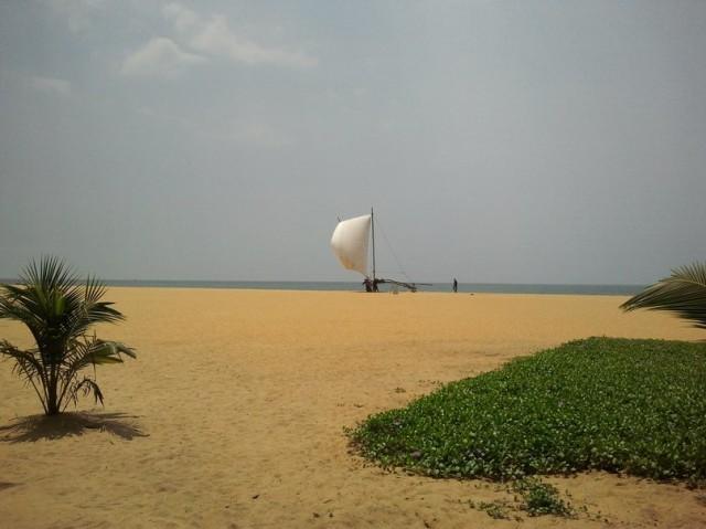пляж Negombo