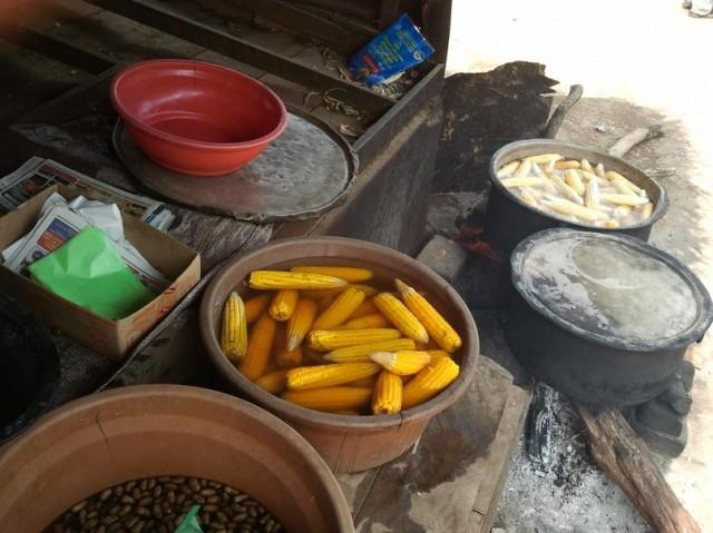 кукуруза по 20 рупий