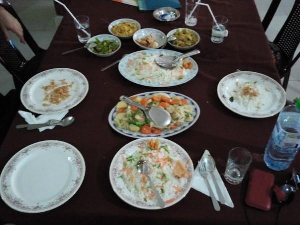 ресторан Chandra в Tangalle