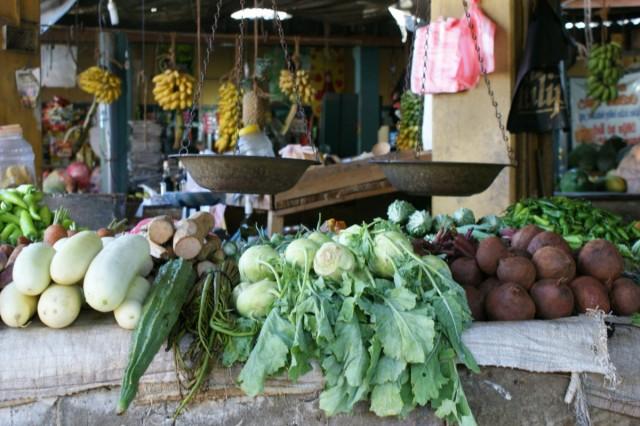 рынок в Tangalle
