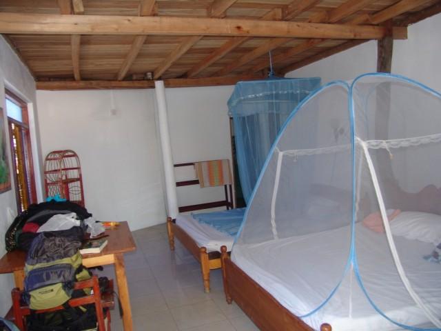 комната на 4 человека. гест Arugam Bay Surf в Arugam Bay