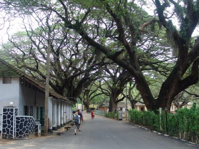 форт в Trincomalee