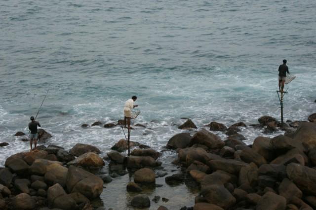 местный способ рыбалки