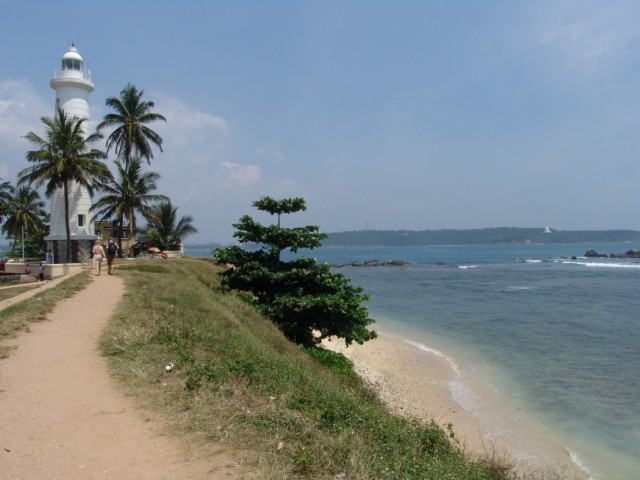 форт Galle