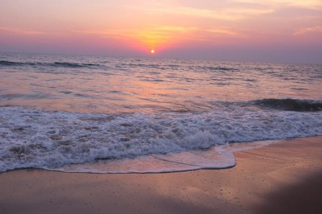 мой любимый океан