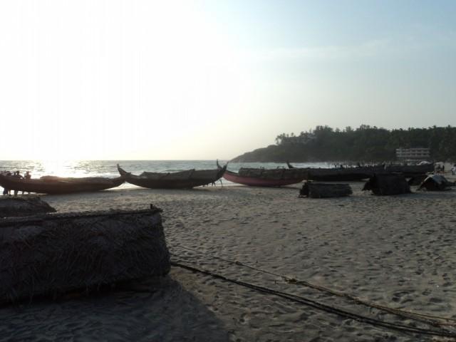 рыбацкие лодки, без них это место немыслимо