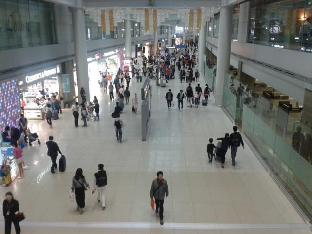 Сеульский аэропорт