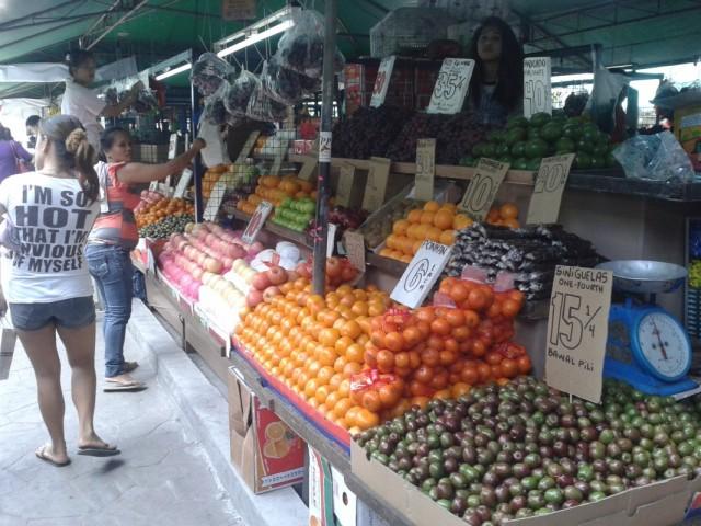 Рынок у автовокзала