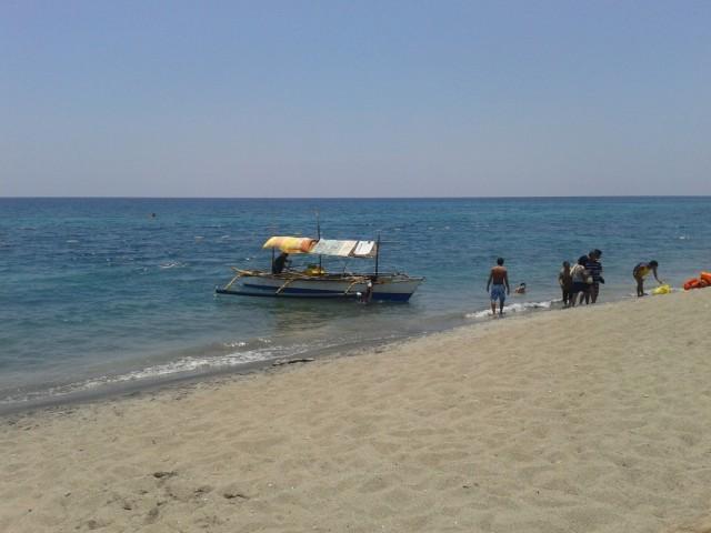 Пляж в Сан Нарцисо