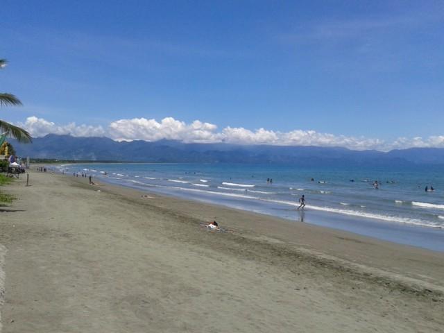 Sabang Beach в Балере