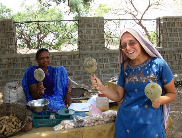 Тамаринд и семена баобаба