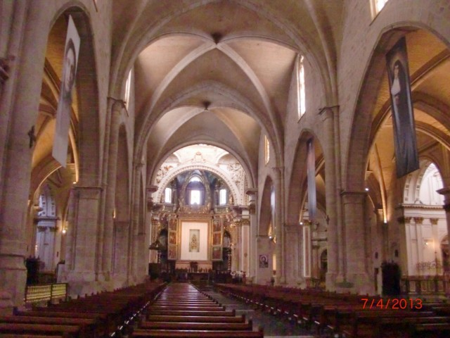 Кафедральный собор Валенсии 4