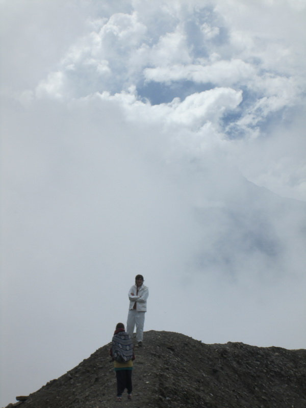 Уходящие в небо (или давай фоткай - мне аватара нужна)