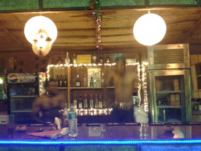 Беспредел в ночном баре, 2013 год