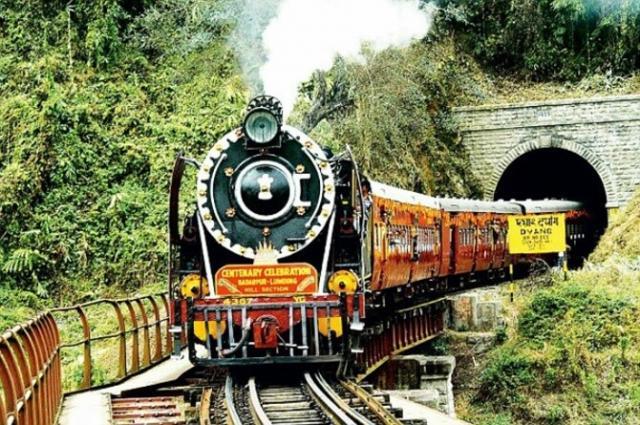 Ж/д билеты по Индии. Индийские поезда.