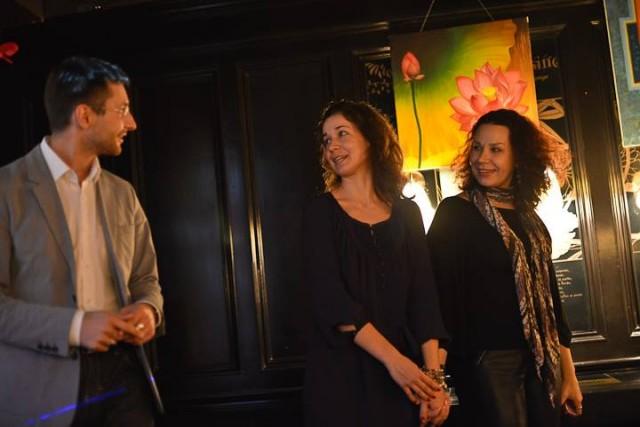 Юлия и Андрей Рубан рассказывают о картинах и о художниках