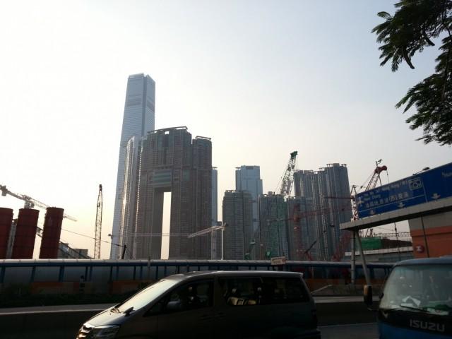 West Kowloon, ICC
