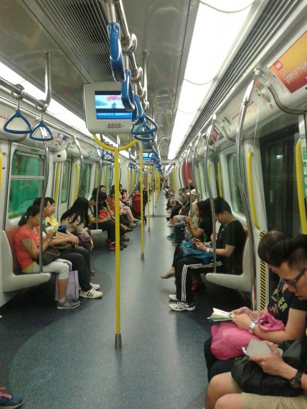 Снова метро