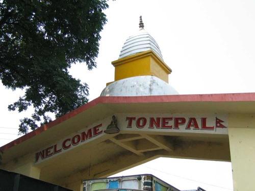 Vorota v Nepal