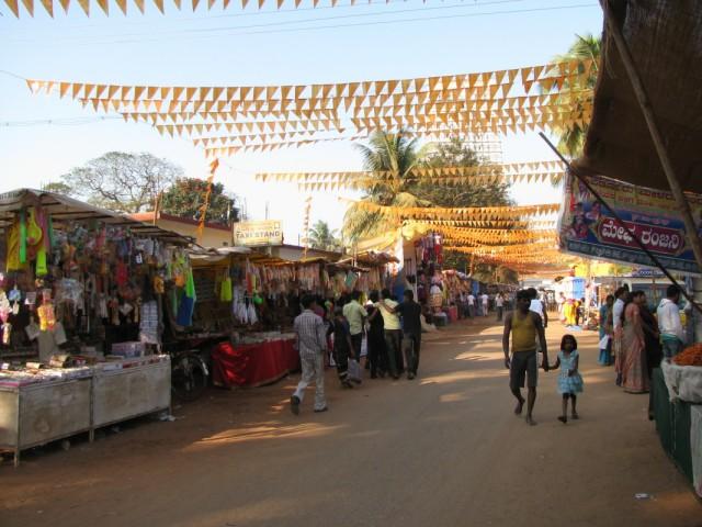 улица к комплексу