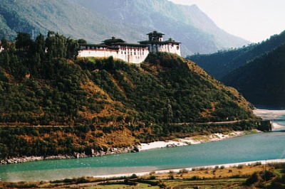 Монастырь-дзонг