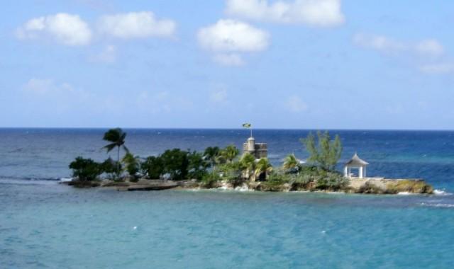 островок при крутом отеле